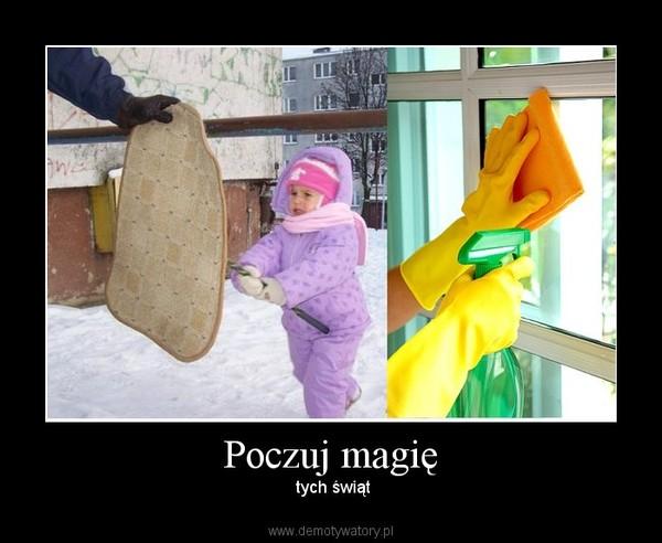Poczuj magię –  tych świąt