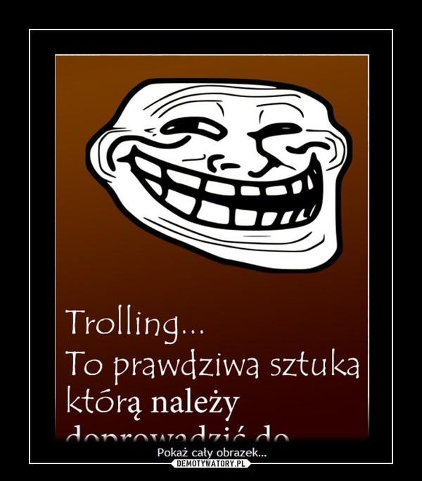 Trolling –
