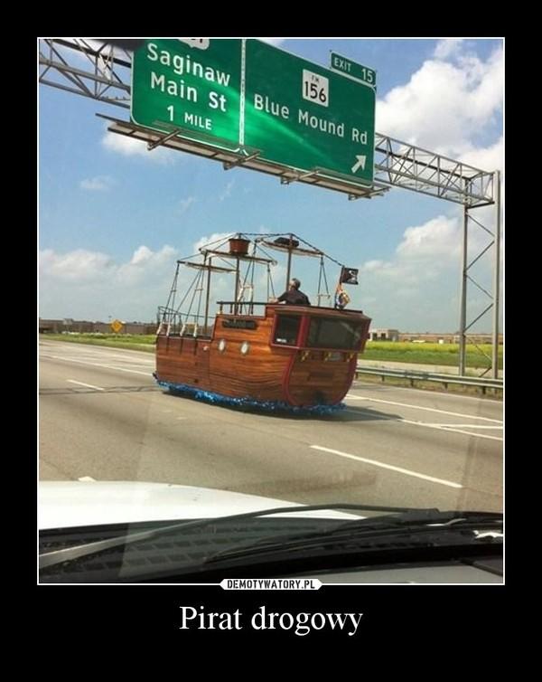 Pirat drogowy –