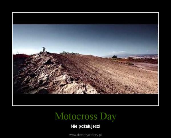 Motocross Day – Nie pożałujesz!