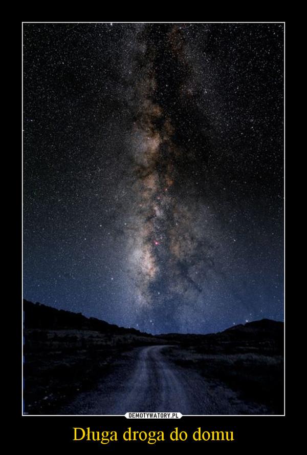 Długa droga do domu –