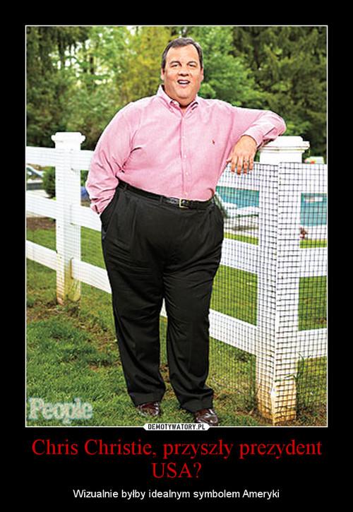 Chris Christie, przyszły prezydent USA?