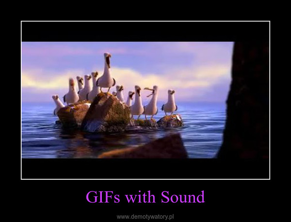 GIFs with Sound –