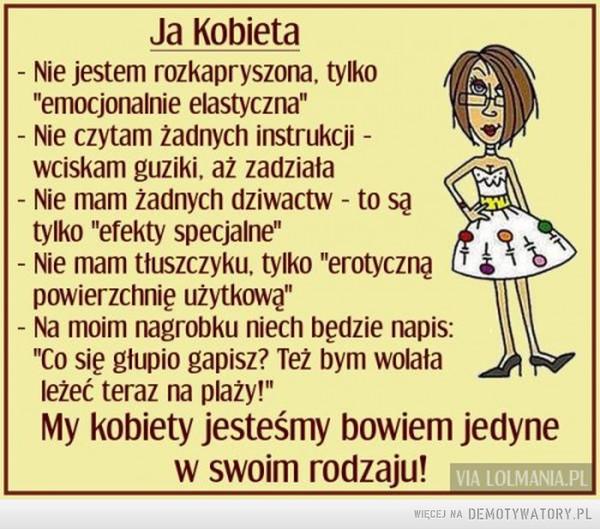 Ja kobieta –