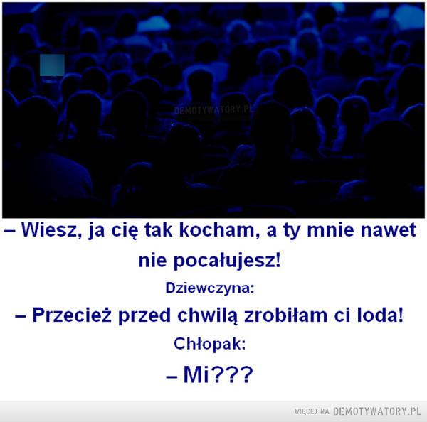 W kinie... –