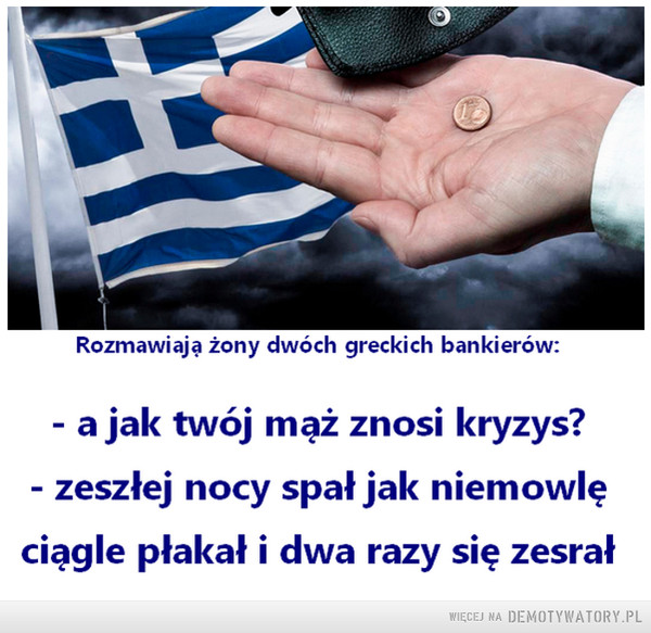 Kryzys w banku Grecji –