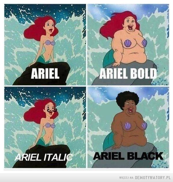 Arielki –