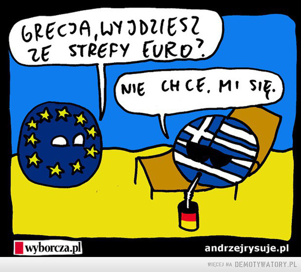 Tymczasem Grecja... –