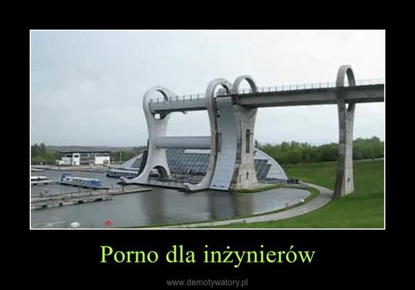 Porno dla inżynierów –