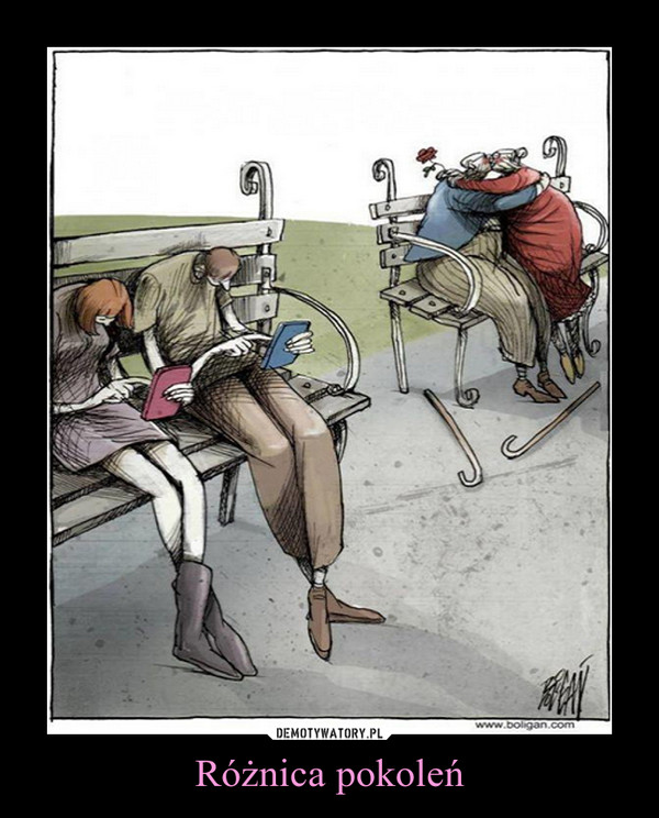 Różnica pokoleń –
