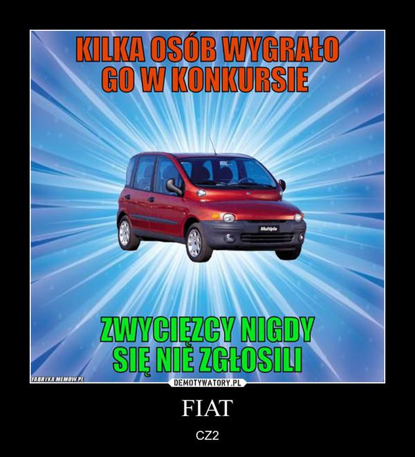FIAT – CZ2