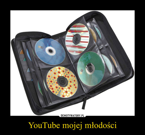 YouTube mojej młodości –
