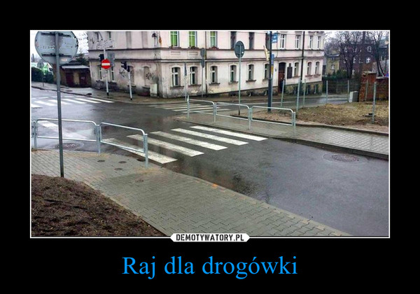 Raj dla drogówki –