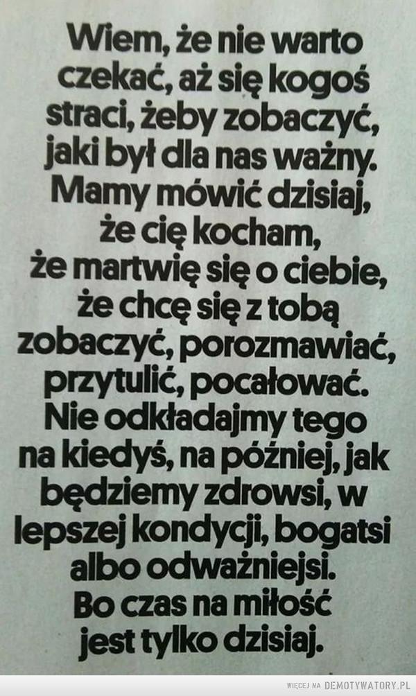 Mądre słowa –