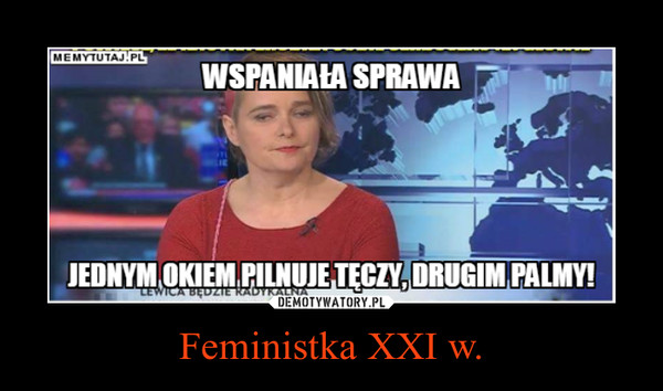 Feministka XXI w. –