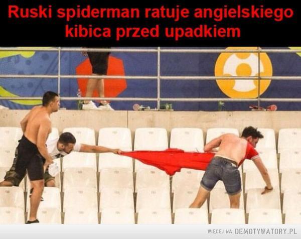 Ruski spiderman –