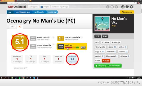 No Man's Lie –