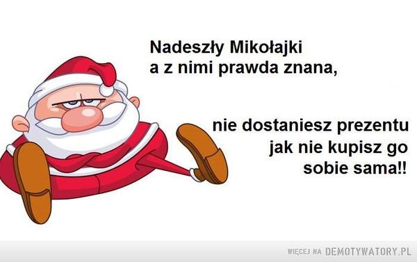 Mikołajki –