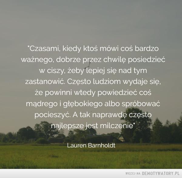 Lauren Barnholdt –