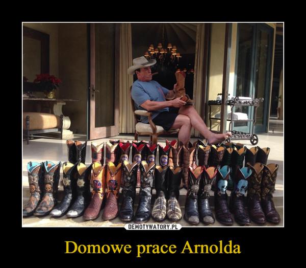 Domowe prace Arnolda –