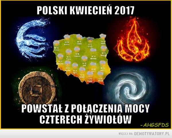 Polski kwiecień –