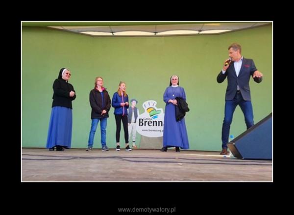 Zakonnice tańczą z Krzysztofem Respondkiem – Zakonnice tańczą z Krzysztofem Respondkiem