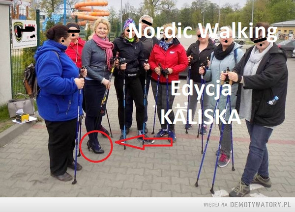 Nordic Walking- Edycja Kaliska – Nasza Radna z Kalisza