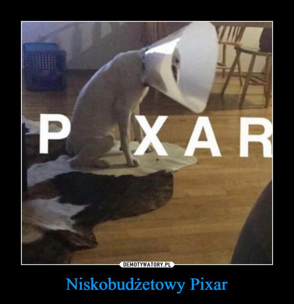 Niskobudżetowy Pixar –