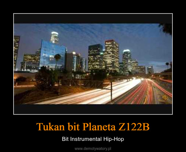 Tukan bit Planeta Z122B – Bit Instrumental Hip-Hop