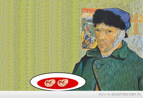 Barszcz a'la Van Gogh –