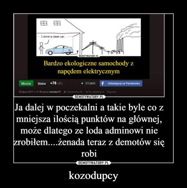 kozodupcy –
