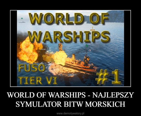 WORLD OF WARSHIPS - NAJLEPSZY SYMULATOR BITW MORSKICH –
