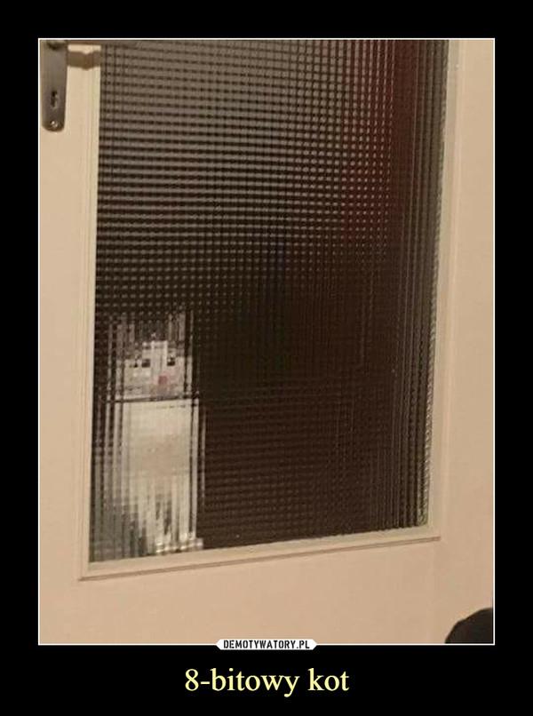 8-bitowy kot –