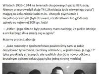 Dzisiejsze Społeczeństwo – Ci ludzie w latach 40-stych zginęli, bo nie mogli sami decydować o swoim życiu. Czekaj brzmi znajomo.. to zupełnie tak jak dzisiaj...