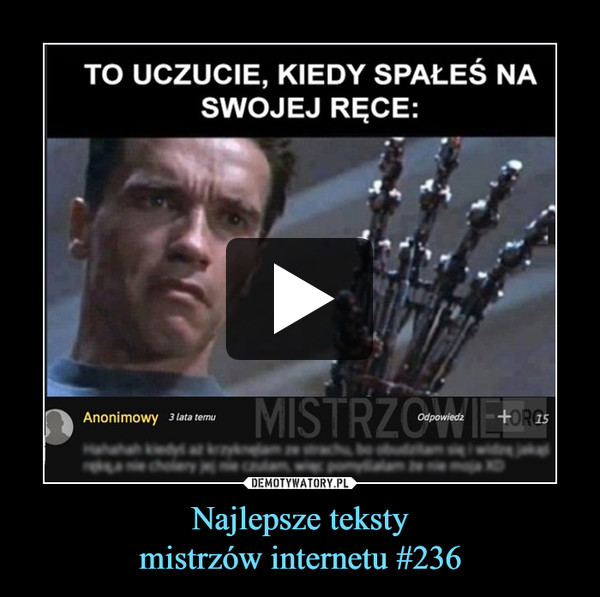 Najlepsze tekstymistrzów internetu #236 –