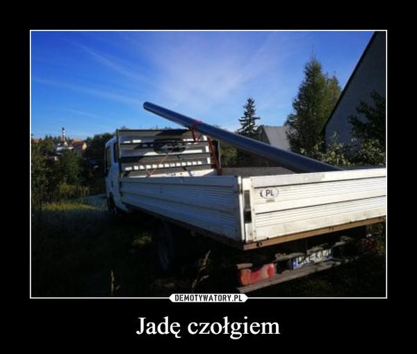 Jadę czołgiem –