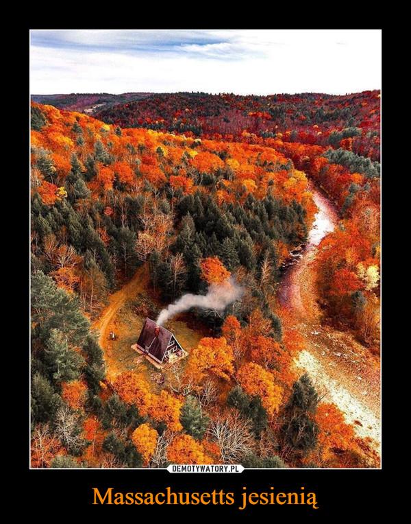 Massachusetts jesienią –