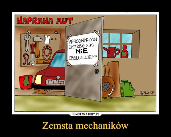 Zemsta mechaników –