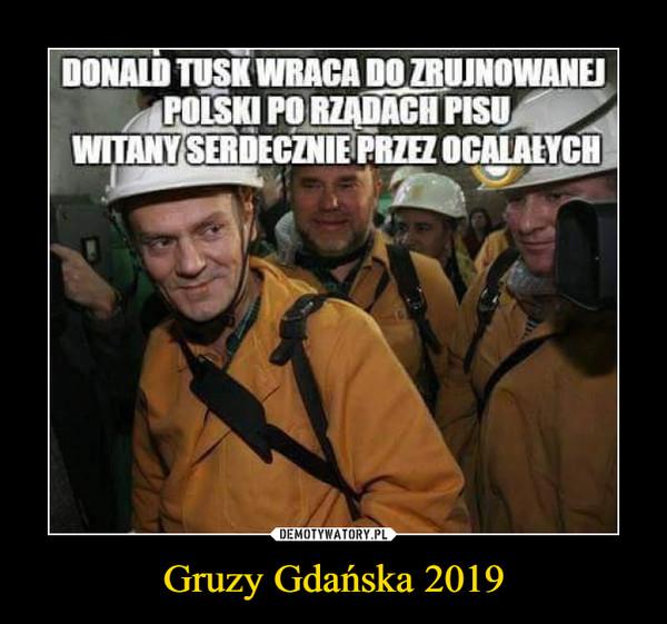 Gruzy Gdańska 2019 –
