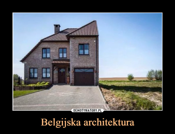 Belgijska architektura –