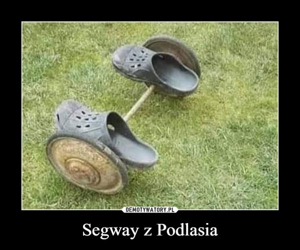 Segway z Podlasia –
