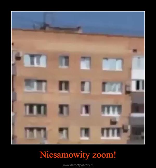 Niesamowity zoom! –