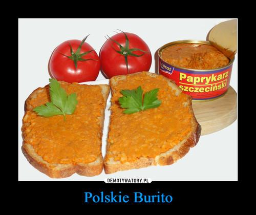 Polskie Burito