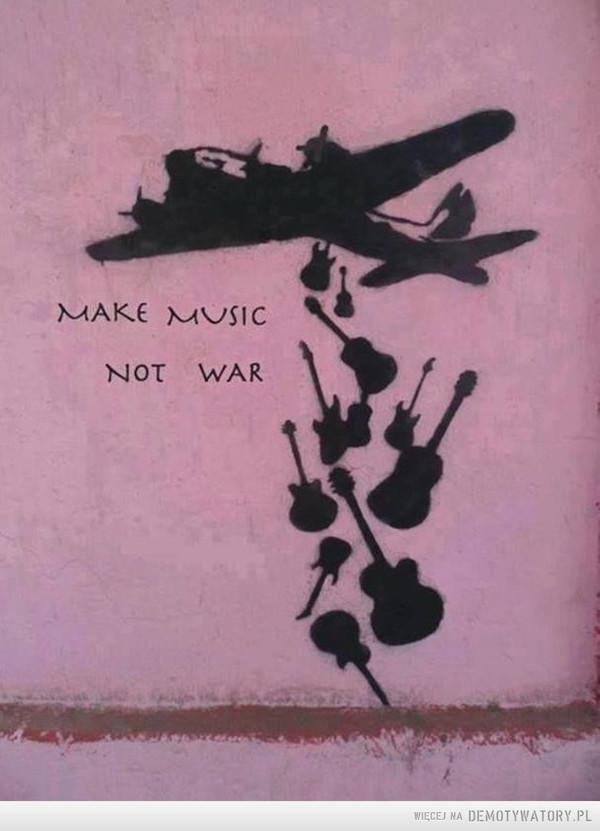 muzyka dobra na wszystko –