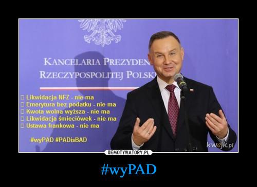 #wyPAD