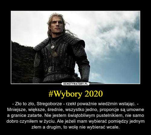 #Wybory 2020