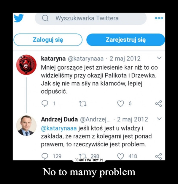 No to mamy problem –