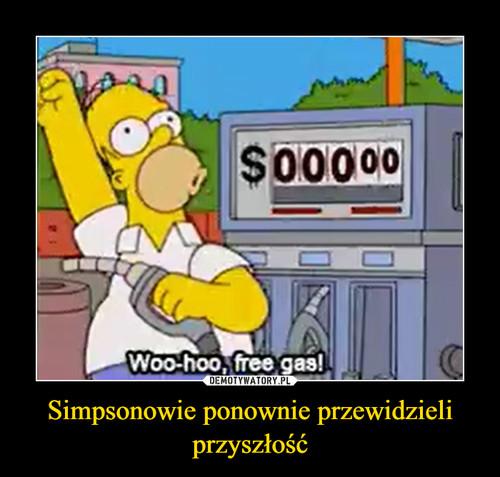 Simpsonowie ponownie przewidzieli przyszłość