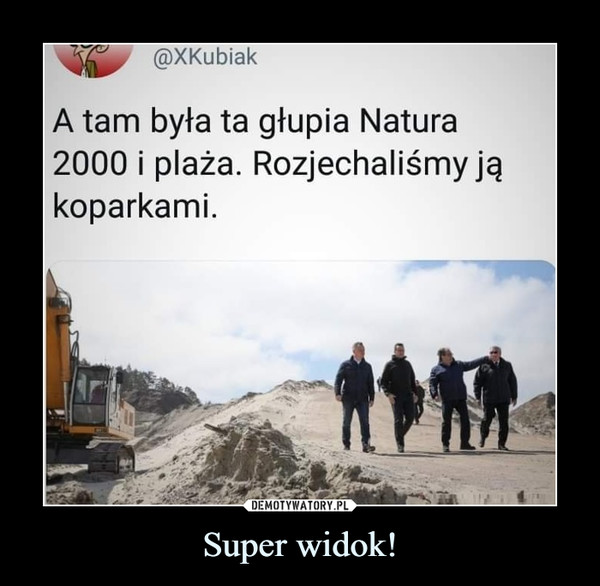 Super widok! –