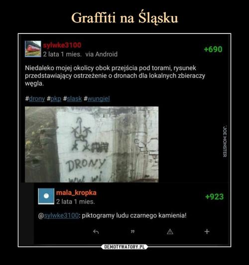 Graffiti na Śląsku
